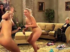 Lesbian Games: Trying To Impress Mistress