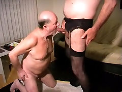 Amazing homemade gay movie with BDSM, Daddies scenes