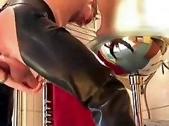 Exotic homemade gay clip with Handjob, BDSM scenes