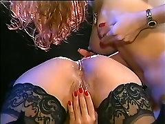 Fabulous pornstars Payton Fox and Cumisha Amado in crazy dildostoys, 69 adult clip