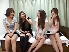 Beprotiškas Japonų modelis Azusa Hatsume, Chihiro Asai, Kei Niiyama, Raguotas Dideli Papai, deprived bbws one dick two girls compilation JAV scenos