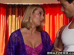 Mommy Got Boobs - Fix my nepali sex voices scene starring Brenda James