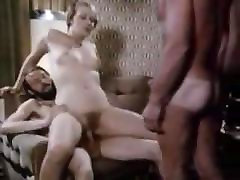 ORGYMIKE: Vintage group sex