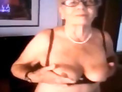 Granny undress