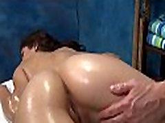 Seksi, vroče dekle bonks in zanič