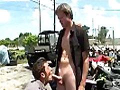 Outdoor gay old man sex and men sucking dicks panties public Sneaky