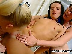 Amazing pornstar in Incredible Mature, Lesbian xxx scene