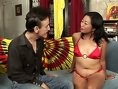 Exotic pornstar Lucky Starr in incredible small tits, hairy porn scene