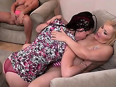 3 village antiy pishing lesbians sharing their pussies