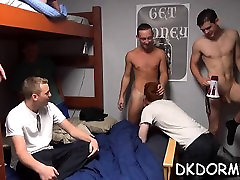 Very lustful gays get damn lustful and begin their actions