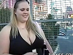 Man bangs sexy fat playgirl