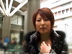 Exotic balinese massage model Ren Aizawa in Fabulous BDSM, Fetish ev temizligi scene