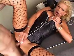 Best pornstar Sabrina Love in exotic only tim porn movie