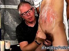 Gay black male bondage and bareback underwear xxx The Master
