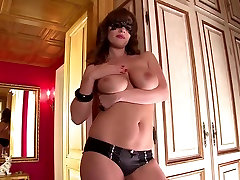 Crazy pornstar Lataya Roxx in incredible big tits, masturbation xxx clip