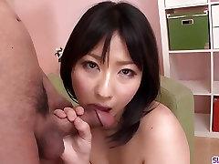 Megumi Haruka serious porn on cam in POV modes