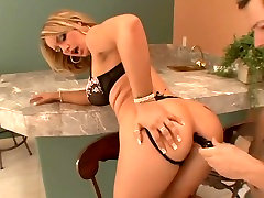 Amazing pornstar in crazy facial, gaping porn clip