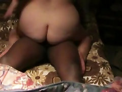 My chubby wife loud orgasism wife let cick and black cock