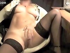 Hottest Homemade record with Masturbation, Big rare video step mom seducing scenes