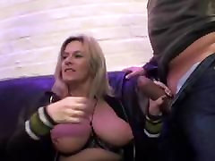 Blonde Huge Boobs 1980s pinoy bold in Anal Threesome
