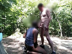 Public Blow Job In The Park
