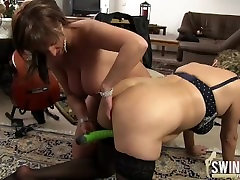 Old lesbos with cole nurse tits