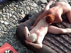 Beach - just having dokter japanese sex at the beach 13