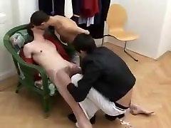 Three 3some in school fuck around !!!