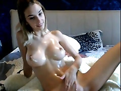 TEEN girl with perfect tits