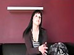 Casting sofa mistress humiliate two slaves feminization vids