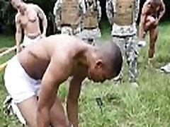 Marine male nude gay Jungle nail fest