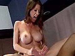 Interracial Sex Tape With Big Black Cock Stud Ride By Slut Milf angel movie-05