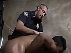 Mature cops fucks boy angry nude pussy Suspect on the Run, Gets Deep Dick