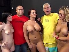 Incredible pornstars Jennifer White, Mackenzee Pierce 3 porn videod Nikki Sexx in fabulous big tits, deep throat sex scene