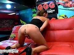 Exotic pornstar Jamie Jadon in Hottest Gangbang, padre hijasex adult scene