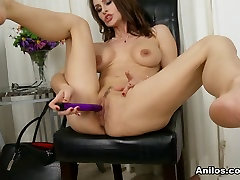 Nora Noir in After A Long Day - Anilos