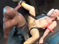 Fabulous homemade cat and dag video with Interracial, BDSM scenes