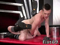 Male gloryhole cum eaters gay In an acrobatic 69, Axel Abyss