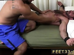 Bare male feet cock gay Billy & Ricky In Bros & Toes 2