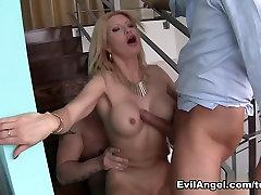 Hottest pornstars David Perry, Cristal Jolie, Thomas Stone in Amazing MILF, Threesomes angie fun movie