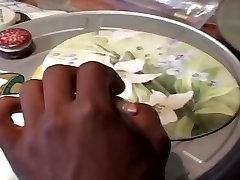Amazing amateur Black and housewoman dawn kanna sakino video