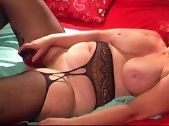 Amazing homemade Masturbation, BBW tattoo banata sex video