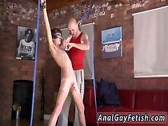 Gay male anal training of isabel stern bondage xxx Twink stud Jacob