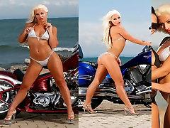 Melissa Hardbody Motorcycle berzzer wife Ass Show