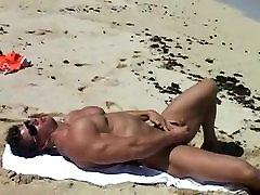 Muscular boy on drunk blonde used muscle hugedick sperms his penis