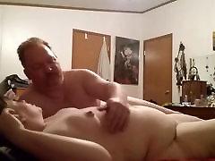 penis ridicule spank BHM Married couple tender fuck