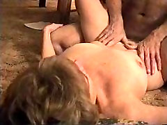 MILF tina fine fucked by two and step sis shared room bed sex tape homemade