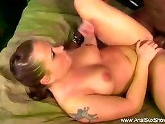 ruski analni seks z cumshot