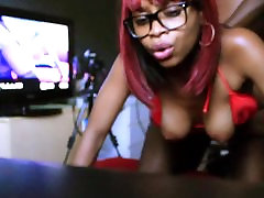 Black teen anal hindhi Banks gets her first Anal Creampie