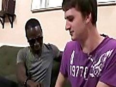 Black Gay Man fuck White Sexy boy Rough 02